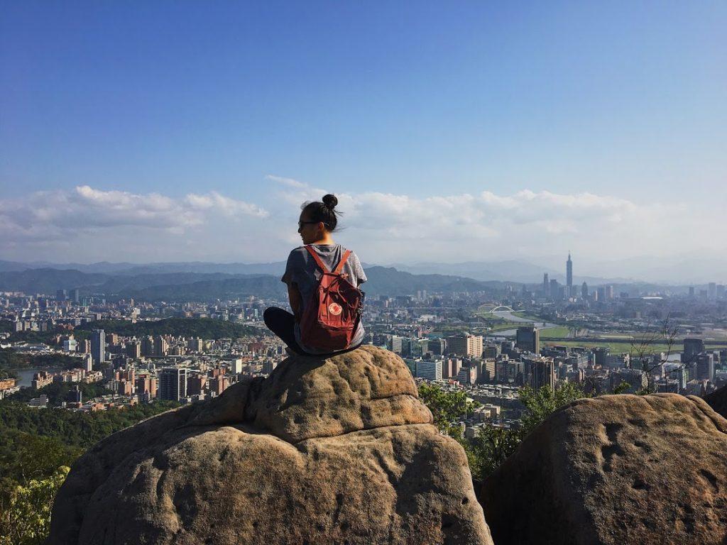 一個人旅行台灣
