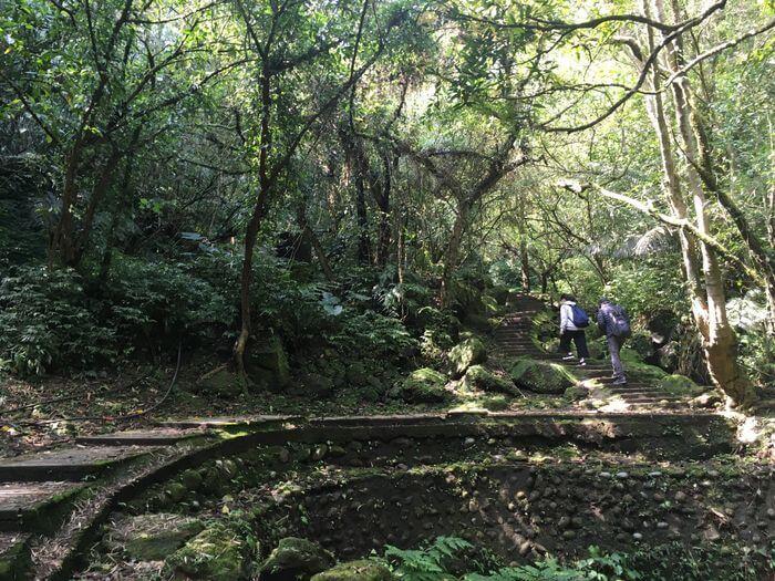孝子山步道