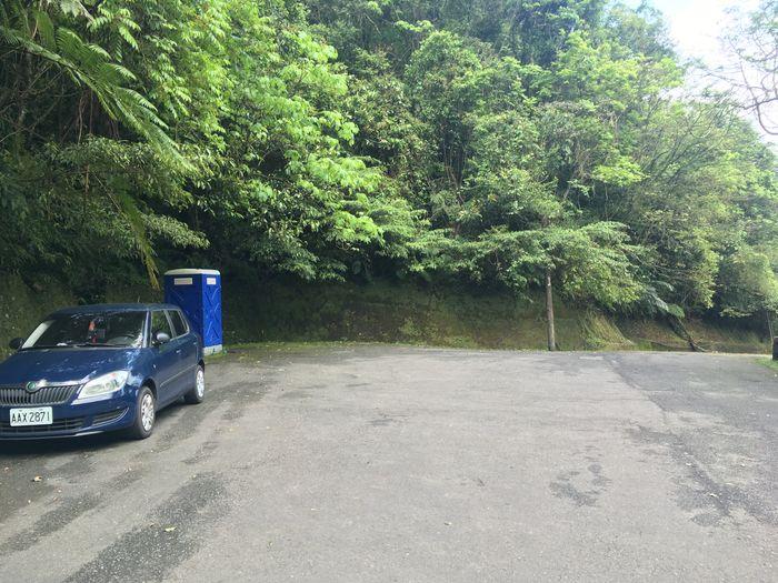孝子山停車場