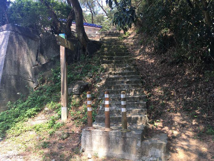 忠勇山越嶺步道