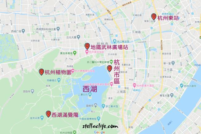 杭州青旅住宿概況