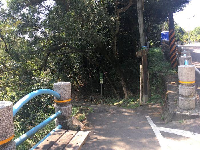 金龍產業道路往金面山、圓覺寺