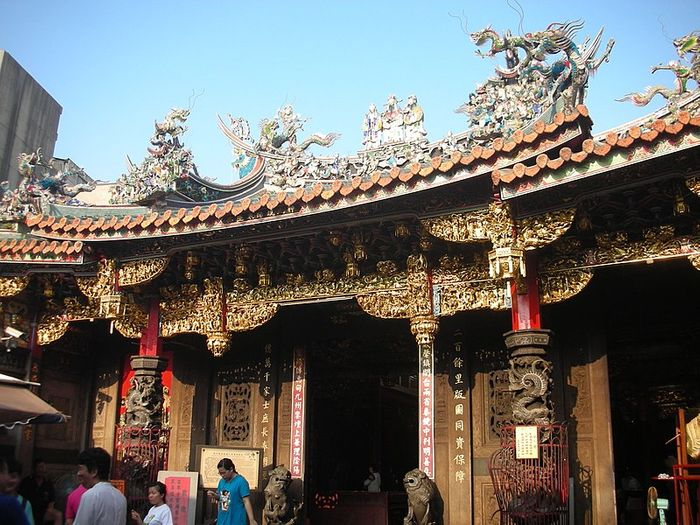 新竹一日遊 一個人去城隍廟