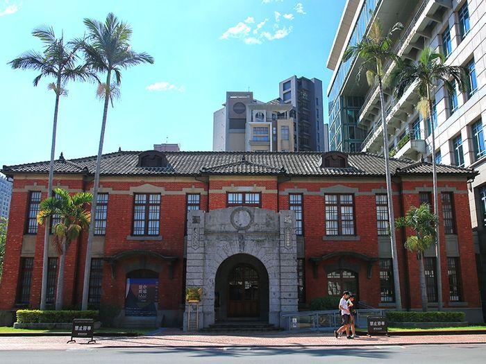 新竹一日遊 一個人去新竹市美術館