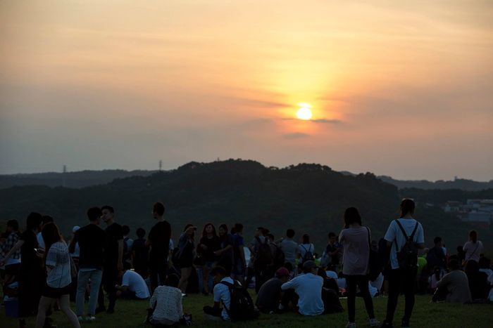 新竹一日遊 一個人去青青草原健行