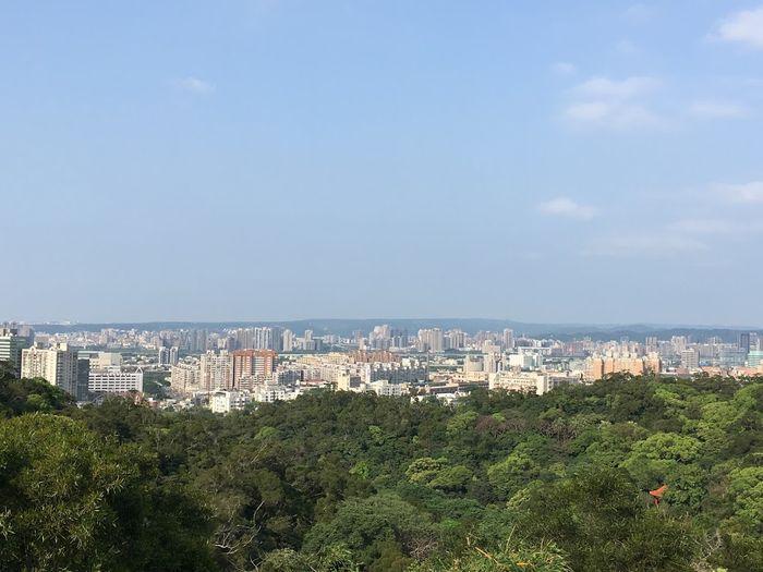 新竹一日遊 一個人去十八尖山爬山