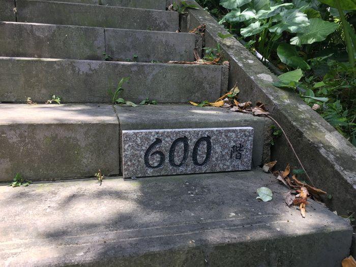台北大縱走第七段,指南宮千階步道
