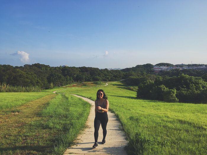 新竹一日遊一個人 青青草原