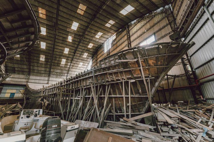 小塹有約 五代造船廠