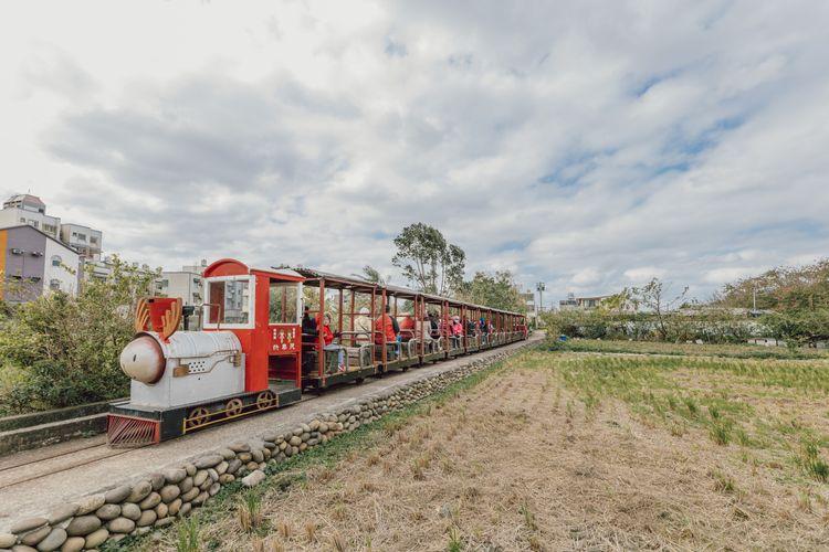 小塹有約 小火車